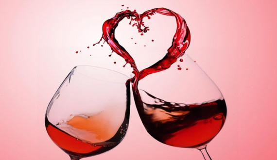 специална оферта за празника на любовта и виното