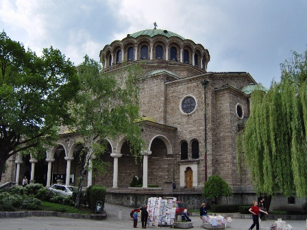 """Църквата """"Св. Неделя"""""""