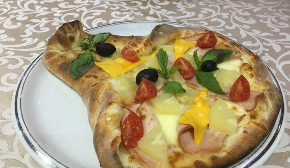 Pizza Racchetta