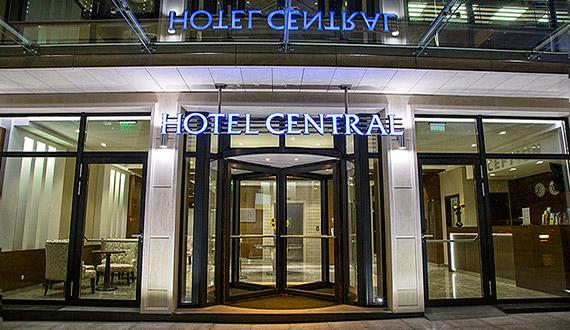 Хотел Централ София