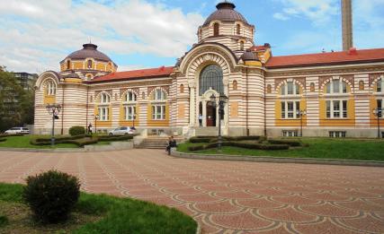 Sofia History Museum / Музей за история на София