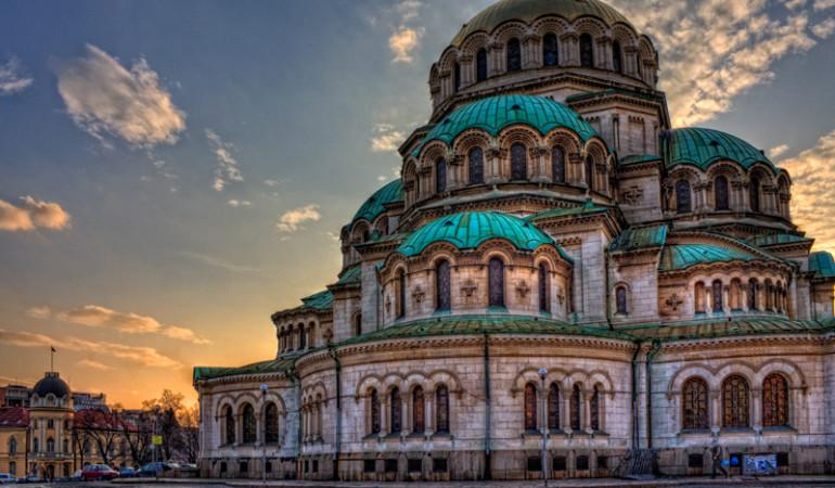 Temple Alexander Nevsky