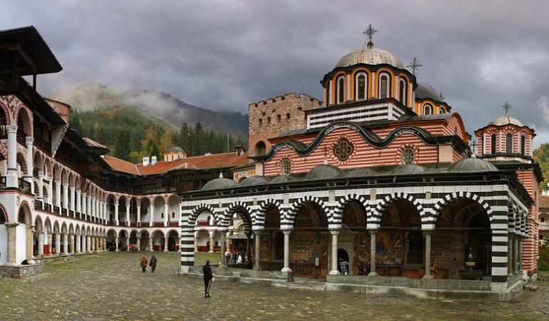 Rila Monastery / Рилски манастир
