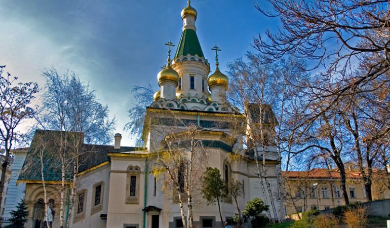 Russian Church / Руската църква